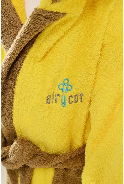 Airycot Çocuk Bornoz Aslan (3-4 Yaş)