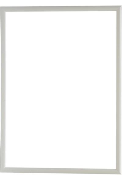 Efor Çerçeve Efor Puzzle Çerçevesi 48 x 33 cm Renk Beyaz Çerçeve Genişliği 23 mm