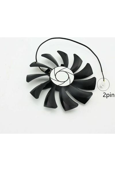 Everflow HA9010H12F-Z 85MM Msı RX560 GTX1050 / 1050TI Soğutucu Fan