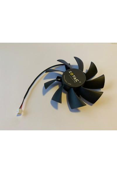Zotac Geforce Gtx 1050 Mini 2gb Fan