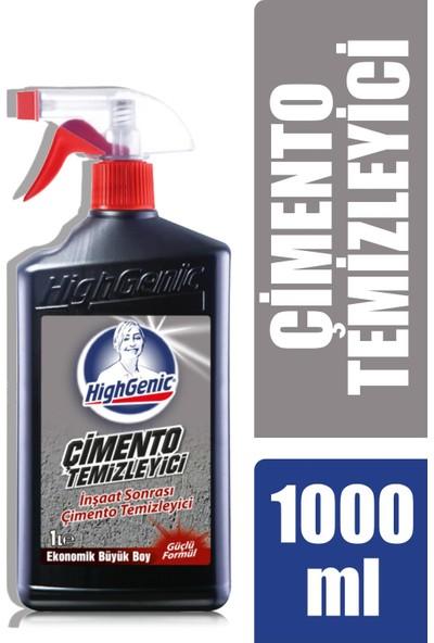 HighGenic Çimento Temizleyici ( Endüstriyel ) 1000 ml