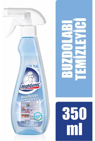 HighGenic Buzdoalabı Temizleyici 350 ml