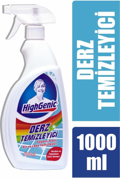 HighGenic Derz Temizleyici 1000 ml