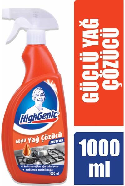 HighGenic Güçlü Yağ Çözücü 1000 ml