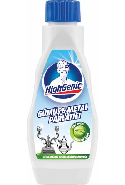 HighGenic Gümüş Metal Parlatıcı 200 ml