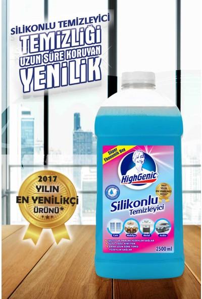 HighGenic Silikonlu Temizleyici ( Ekonomik ) 2500 ml