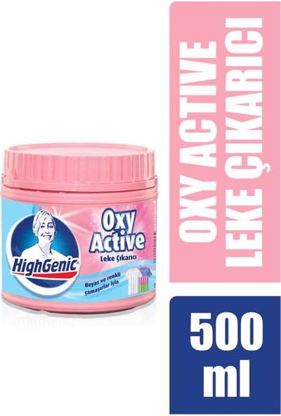 HighGenic OXY ACTIVE Toz Leke Çıkarıcı 500 gr