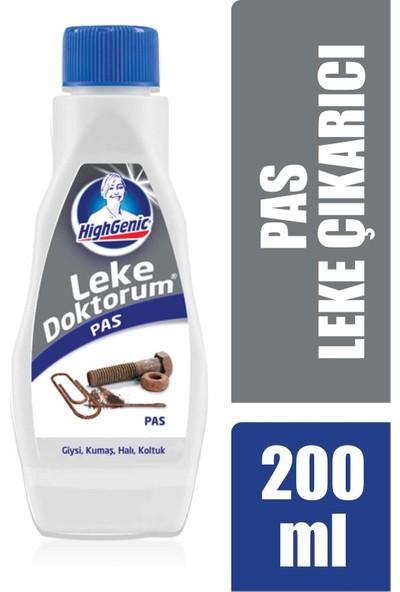 HighGenic Leke Doktorum PAS Leke Çıkarıcı 200 ml