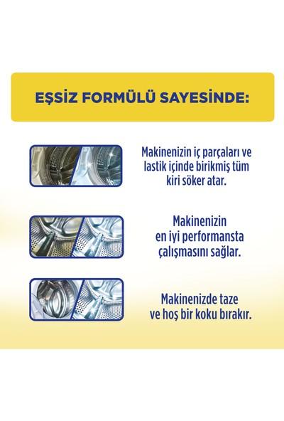 Marc Çamaşır Makinesi Temizleyici Limon Ferahlığı 250 ml 2'li + Çamaşır Makinesi Temizleyicisi 250 ml 2'li