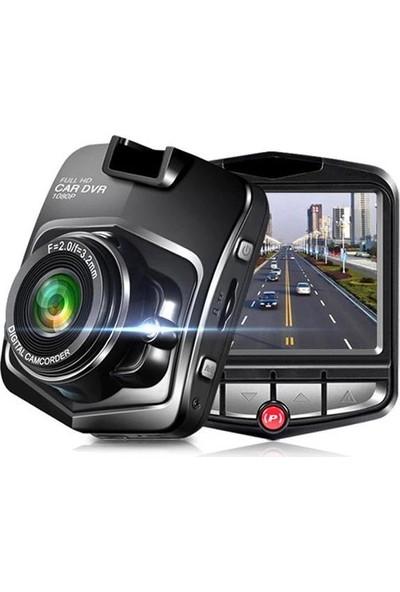 Dehalimited Gece Görüşlü Mikrofonlu Full Hd Araç Yol Kayıt Kamerası 1080P Dvr