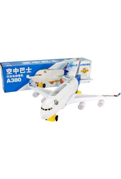 Ysn Toys Hediyelik Sesli Harekelti Uçak