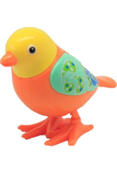 Kurmalı Zıplayan Ördek ve Kuş + Pilli Işıklı Müzikli Yürüyen Köpek