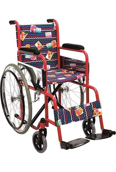 Golfi G100C Çocuk Manuel Tekerlekli Sandalye