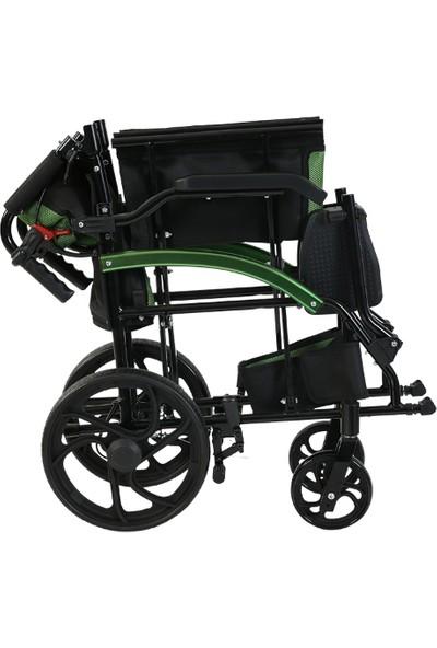 Golfi G502 Yeni Nesi Alüminyum Refakatçi Sandalye