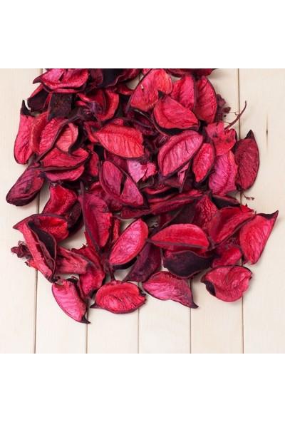 Hediye Filesi 500 Adet Kuru Gül Yaprağı, Romantik Süsleme Gül Yaprakları 1 Paket