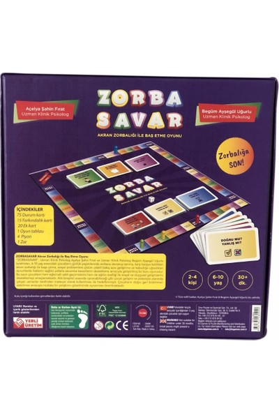 Zorba Savar Eğitici Oyun