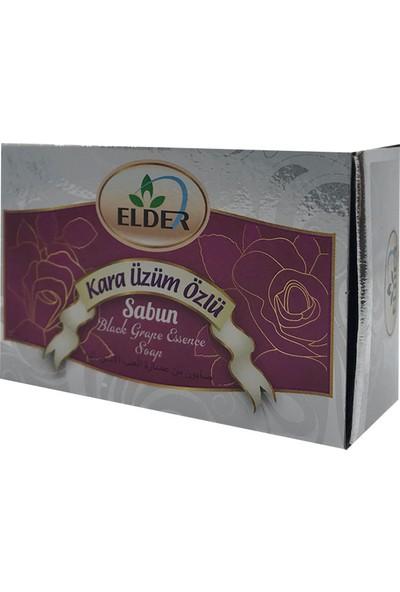 Elder Kara Üzüm Özlü Sabun 150 gr
