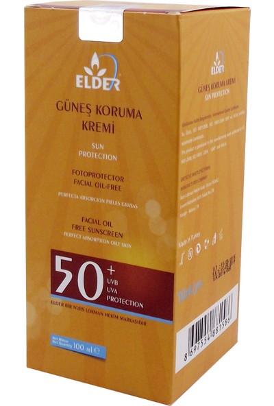 Elder Güneş Koruma Kremi 100 ml