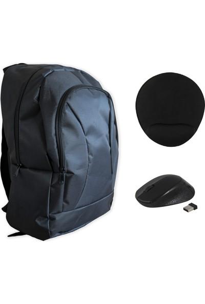 Evocase EVO400 Set ( Sırt Çantası + Kablosuz Mouse + Mousepad)