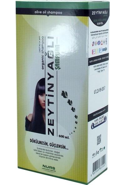 Elder Zeytinyağlı Şampuan 400 ml