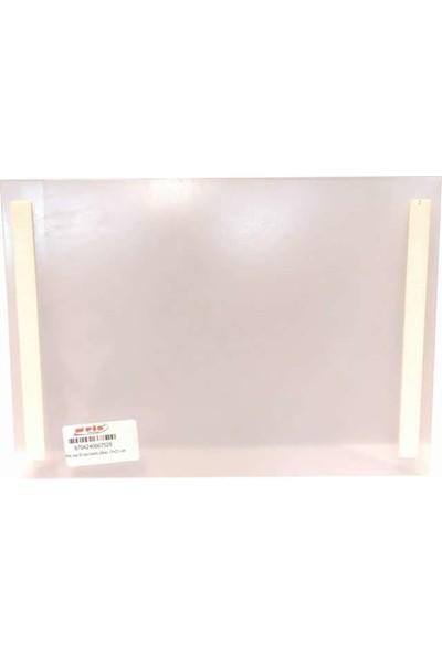 Snapper 15 x 21 cm Plastik Cepli D Tipi Bantlı Dikey Broşürlük