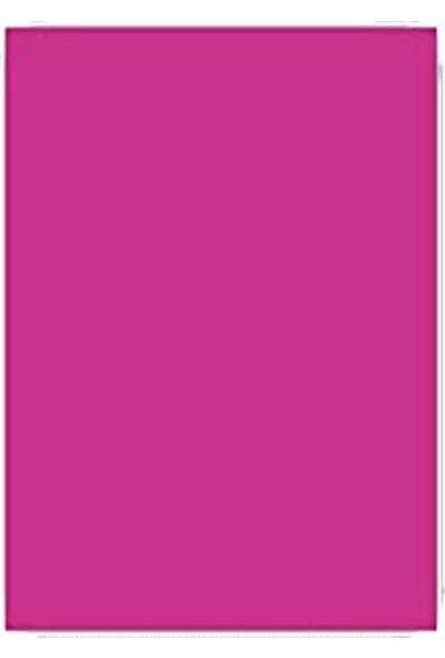 Sinarspectra 274 50 x 70 120 gr Lila Fon Kartonu