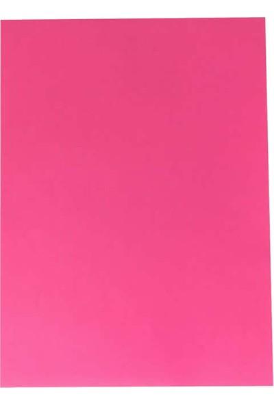 Sinarspectra 342 50 x 70 155 gr Fosforlu Pembe Fon Kartonu