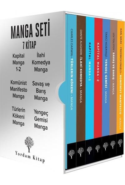 Manga Seti 7 Kitap