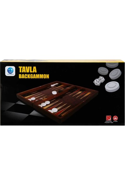 Smile Games Polyester Tavla