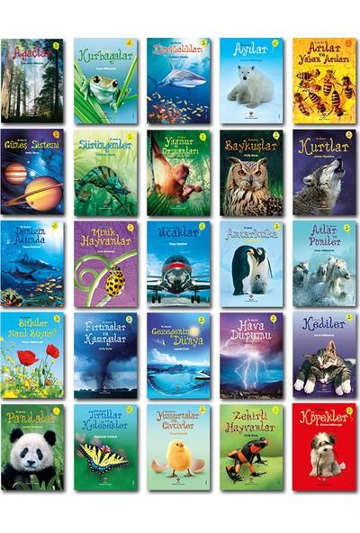 Tübitak Popüler Bilim Ilk Okuma Kitaplarım 25 Kitaplık Set - 1. Sınıflar