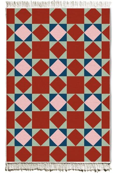 The Mia Kilim 120 x 80 cm - Çift Taraflı