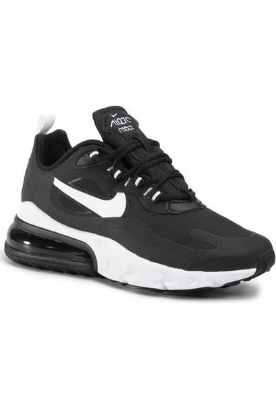 Nike Unisex Siyah W Air Max 270 React Spor Ayakkabı AT6174-004