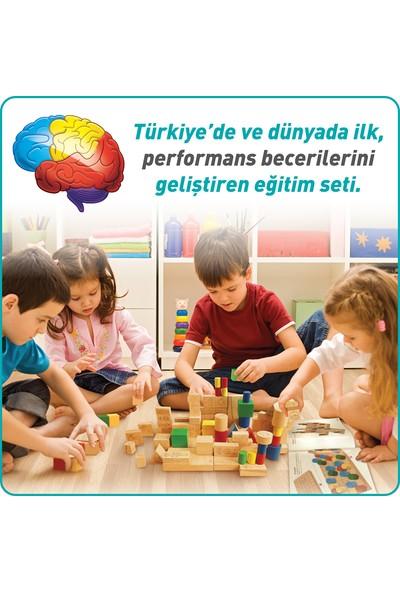 Dikkati Güçlendirme Seti Plus 3 Yaş - Osman Abalı