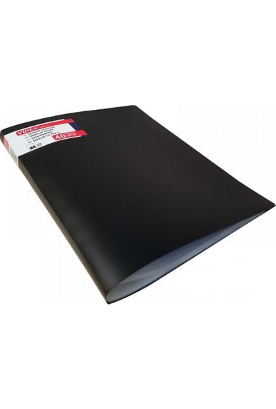 Vipex 40 Yaprak Siyah Sunum Dosyası