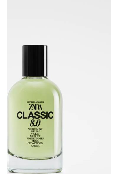 Zara Classic 8.0 Edt 100 ml Erkek Parfüm Erkek Parfüm