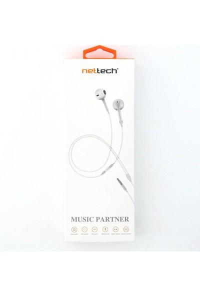 Nettech Nt-32 Kablolu 100 cm Kulak Içi Kulaklık