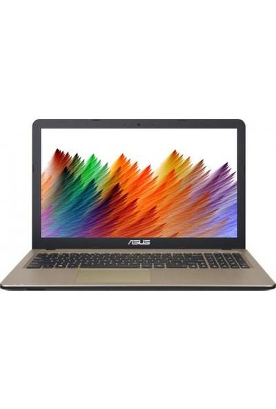 "Asus X540BA AMD A9 9425 4GB 512GB SSD Freedos 15.6"" FHD Taşınabilir Bilgisayar DM213A5"