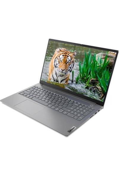 """Lenovo ThinkBook 15 AMD Ryzen7 4700U 16GB 1TB + 256GB SSD Freedos 15.6"""" FHD Taşınabilir Bilgisayar 20VG006WTX09"""