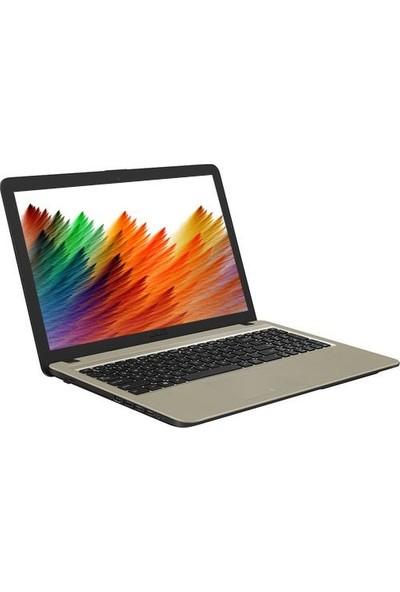 "Asus X540BA AMD A9 9425 4GB 1TB SSD Freedos 15.6"" FHD Taşınabilir Bilgisayar DM213A6"