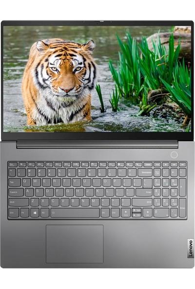 """Lenovo ThinkBook 15 AMD Ryzen7 4700U 16GB 1TB SSD Freedos 15.6"""" FHD Taşınabilir Bilgisayar 20VG006WTX08"""