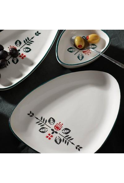 Karaca Emerald 24 Parça 6 Kişilik Kahvaltı Seti