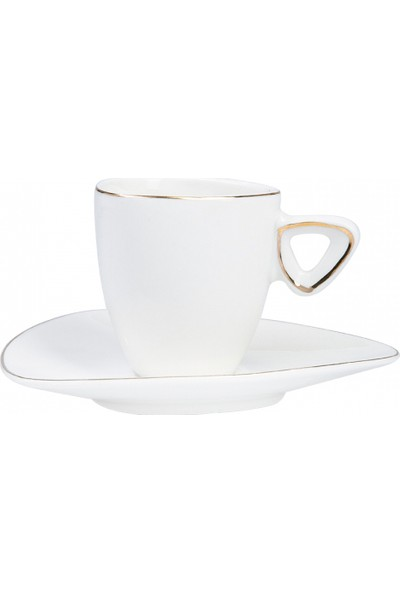 Karaca Cosmic 6 Kişilik Kahve Fincan Takımı