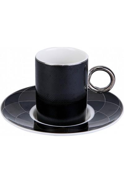 Karaca Orient Star 2 Kişilik Kahve Fincan Takımı