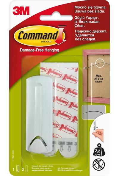 Command 17041 Çerçeve Askı İpli 2.2 Kg Taşır
