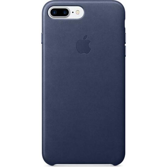 Daytona Apple iPhone 7/8 Plus Deri Kılıf-Lacivert