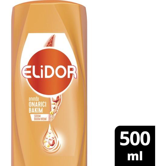 Elidor Saç Bakım Kremi Onarıcı ve Yapılandırıcı 500 ml