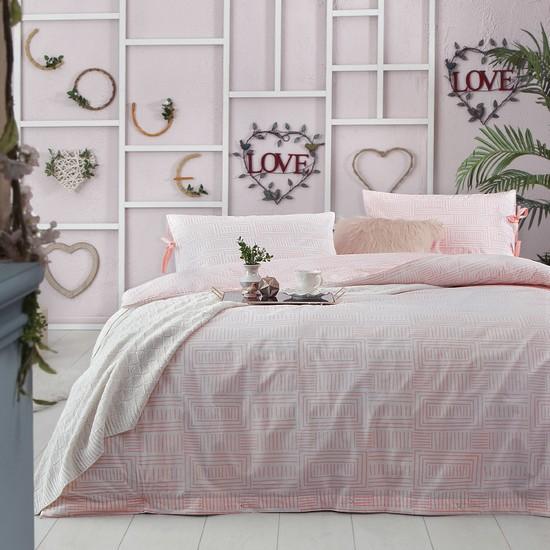 Yataş Bedding Amata Ranforce Nevresim Takımı (Çift Kişilik)