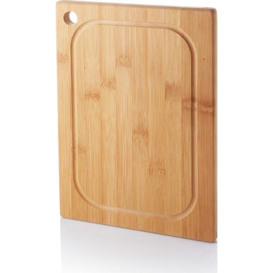 Queen's Kitchen Bambu Lüx Kesme tahtası