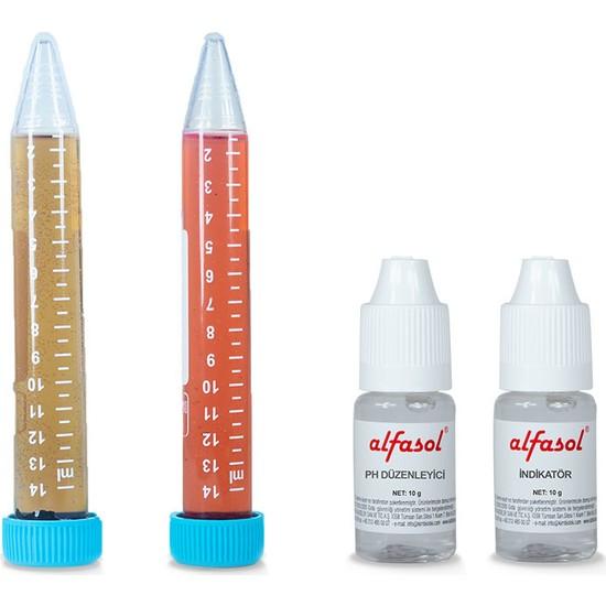 Alfasol Alkol Test Kiti