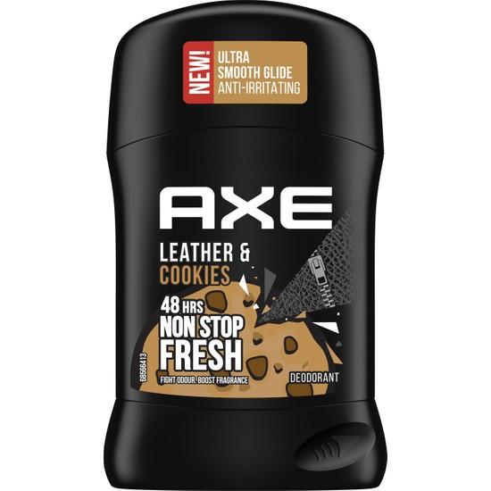 Axe Leather & Cookies Erkek Deodorant Stick 50 ml